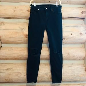 J Brand Photo Ready Ankle Super Skinny Sz 29